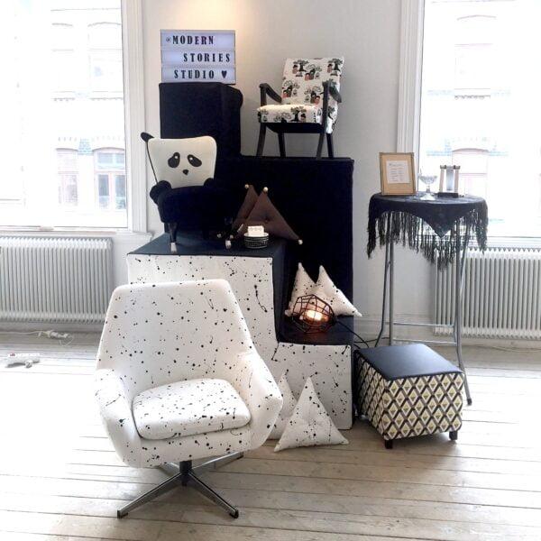 Uppställning möbler