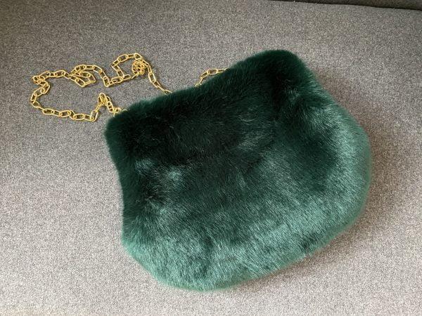 Muff Smaragd